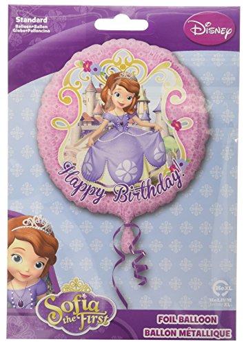 Disney Amscan Standard Größe Folie Sofia Happy Birthday Party Zubehör (Die Sofia Erste-banner)