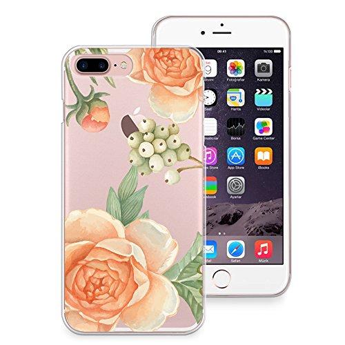 iPhone 7, iPhone 8, iPhone X Coque, iPhone 7Plus, iPhone 8Plus Coque, Casesbylorraine mignon Motif Coque souple pour Apple iPhone X, iPhone 7, iPhone 8, iPhone 7Plus, iPhone 8Plus P99