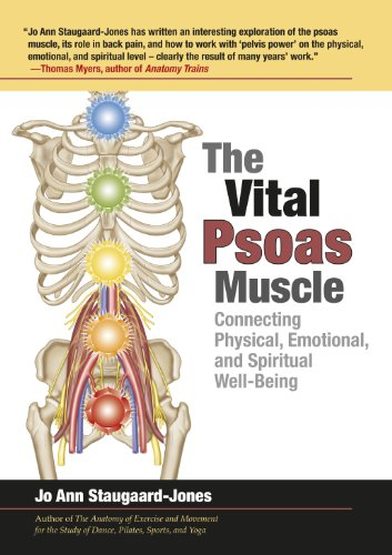 The Vital Psoas Muscle: Connecting Physical, Emotional, and Spiritual Well-Being par Jo Ann Staugaard-Jones