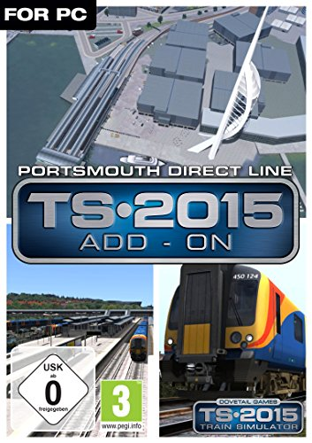 Train Simulator 2015 Portsmouth Direct Line