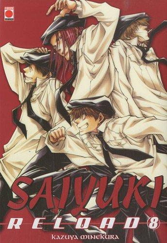 saiyuki-reload-vol8