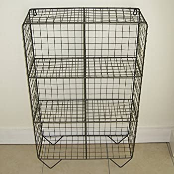 Safco Wire Cubes Storage - Black: Amazon.co.uk: Office Products