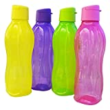 Tupperware Eco easy 750 ml flip top set of 4 (750 ml)