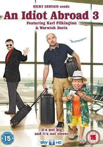 Bild von An Idiot Abroad - Series 3 [UK Import]