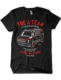 Camisetas La Colmena 4209-Camiseta Premium, The A Team