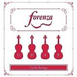 Forenza FA13VLE - Juego de cuerdas para viol�n