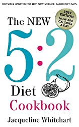 The New 5:2 Diet Cookbook: 2017 Edition Now 800 Calories A Day