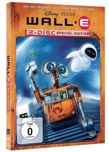 Wall-E - Der letzte räumt die Erde auf (Special Edition, 2 DVDs) -