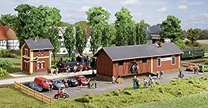 Auhagen - Estación ferroviaria para modelismo ferroviario (11435)