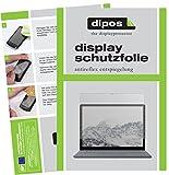 Microsoft Surface Laptop Schutzfolie - 2x dipos Displayschutzfolie Folie matt