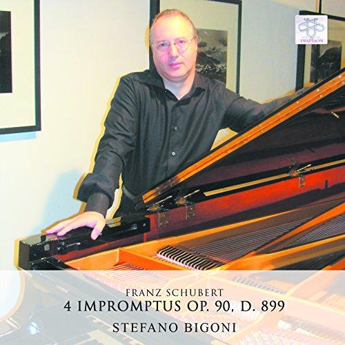 Franz Schubert: 4 Impromptus Op. 90, D.899: No. 3 in G-Flat Major, Andante