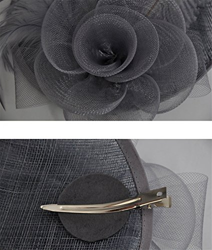 CeXin - Béret - Femme taille unique gray 1