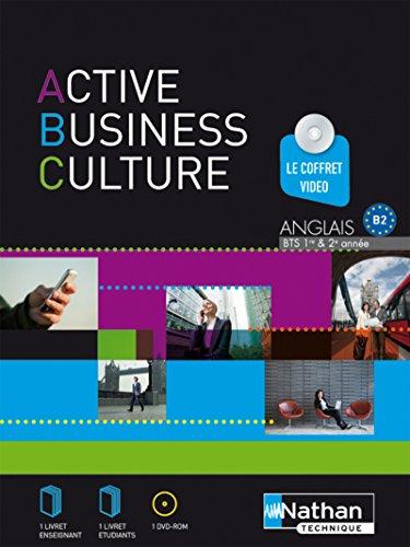 Active business culture - BTS 1re et 2e années B2 - coffret vidéo