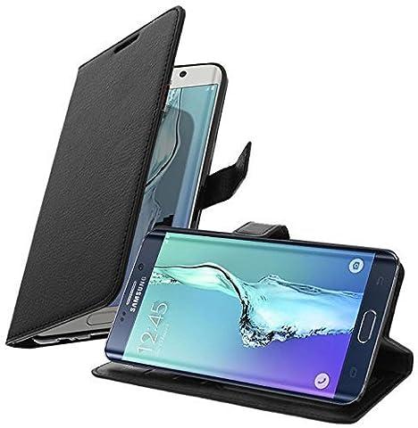 Coque Samsung Galaxy J3 J3 2016 Etui Housse Portefeuille Noir Protection pour Samsung Galaxy J3 J3 2016