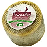 Sheep's Milk Aged Cheese with Rosemary - Queso de Oveja al Romero - Manchego Artesano D.O.P. - Piece 3,2 Kg aprox