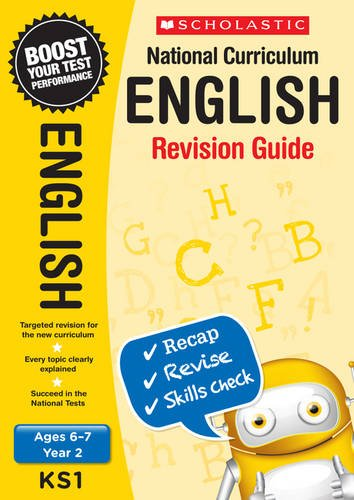 English Revision Guide - Year 2 (National Curriculum Revision)