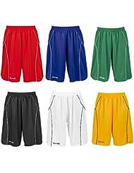 Spalding Pro Shorts kurze Sporthose für Junioren in verschiedenen Farben