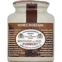 Pommery Moutarde au miel aromatisée au vinaigre fin Le pot de 250g - Prix Unitaire - Livraison Gratuit Sous 3...
