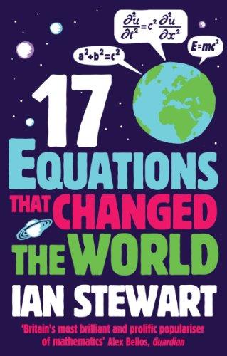 Seventeen Equations that Changed the World (English Edition) por Ian Stewart