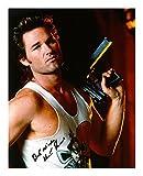 Kurt Russell Signiert Autogramme 21cm x 29.7cm Plakat Foto