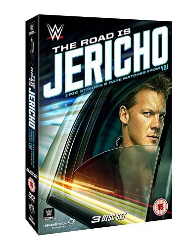 WWE: The Road Is Jericho - Epic Stories And Rare Matches From Y2J [DVD] [UK Import]