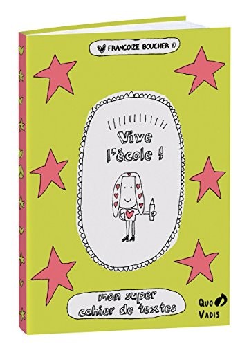 Quo Vadis Mega Happy Notebook 15x 21cm