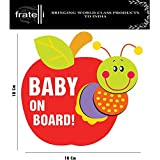 Toy-Station Baby On Board (Apple)