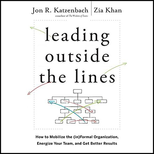 Leading Outside the Lines  Audiolibri