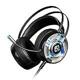 Docooler AJAZZ AX360 3.5mm Stereo Gaming Headset auf Ohr Kopfhörer mit...