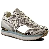 Guess Sneaker women Rimma Rise Cm 5 Lea Grey