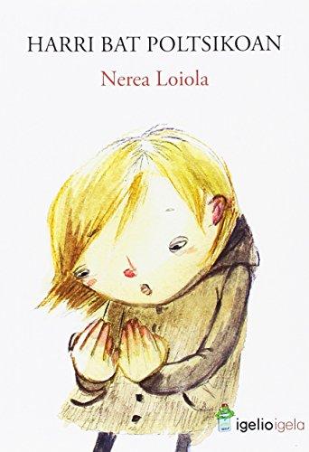 Harri bat poltsikoan (Igelio Igela) por Nerea Loiola Pikaza
