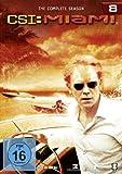 CSI: Miami - Season 8 [6 DVDs] -