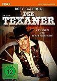Der Texaner (The Texan) / 4 spannende Folgen der Westernserie mit Rory Calhoun (Pidax Western-Klassiker)