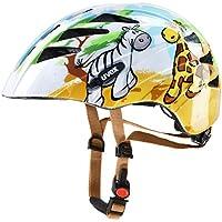 Uvex Casco da ciclismo Bambini, Beige (Safari), 47-52 cm