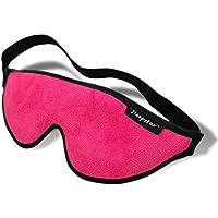 Sleepstar Stellar Deluxe Schlafmaske - angenehm weich, hoher, ideal auch für unterwegs - Pink preisvergleich bei billige-tabletten.eu