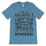 Photo de Architect T-Shirt Architect Don't Stop Funny Tee Women's Shirt Architect Gift par Awesome Architect T-shirts