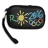 Launge Rio 2016 Olympics Logo Coin Purse Wallet Handbag