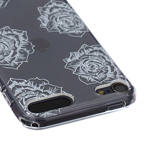 """MOONCASE iPhone 6S Coque, [Patterns Series] Case Slim Fit Flexible TPU Housse Etui pour Apple iPhone 6 / 6S (4.7"""") -#BF25 BF15"""