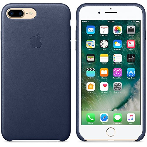 Apple iPhone 7 Plus Coque en silicone  - rouge Midnight Blue