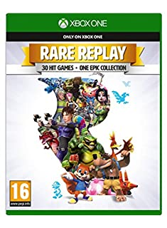 Rare Replay (Xbox One) (B00ZFNLHK4) | Amazon Products
