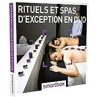 SMARTBOX - Coffret Cadeau -RITUELS ET SPAS D'EXCEPTION EN DUO - Exclusivité Web
