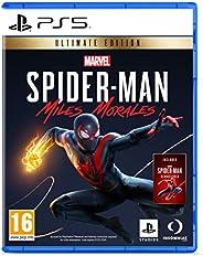 PS5 Marvel's Spiderman Miles morales Ultimate Edi