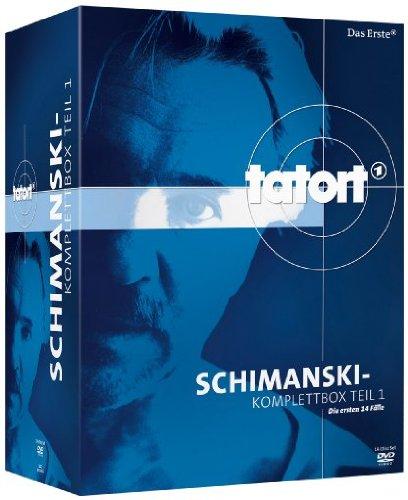 Tatort - Schimanski Komplettbox, Teil 1 (14 DVDs)
