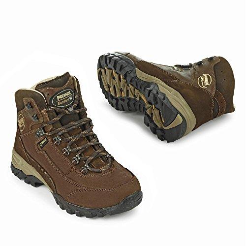 38 Matrei escuro De Sapatos 2 Castanho Gtx Meindl 3 Senhora B0ZnPPq