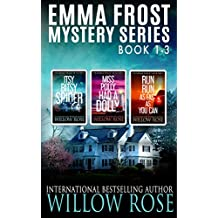Emma Frost Mystery Series: Vol 1-3 (English Edition)