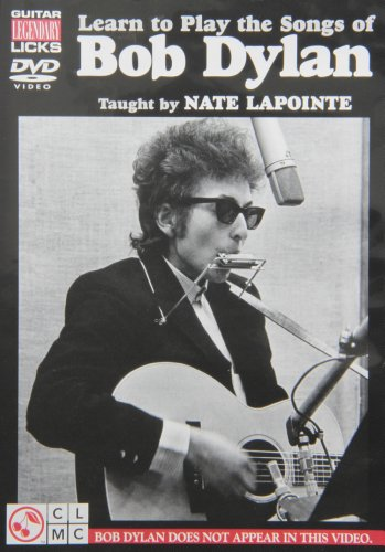 Nate Lapointe - Learn to Play Songs of Bob Dylan