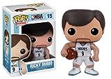 Funko Pop Figura de Vinilo de Ricky Rubio en la NBA Series 2