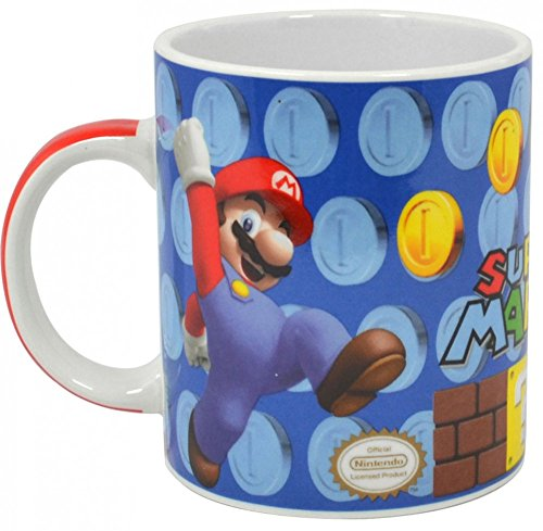 Super Mario Tazza Mug Coins