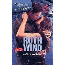 Desi's Rescue (Silhouette Romantic Suspense)
