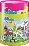 Schmidt Spiele 56912 Bibi Blocksberg in Spardose Puzzles, 60 Teile